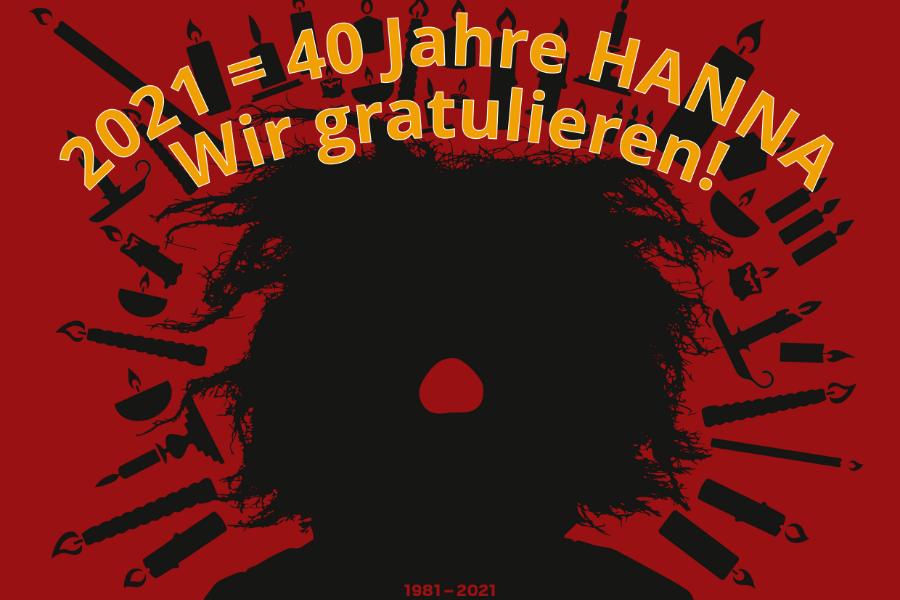 <span>Komisches Theater, Performance</span>40 Jahre HANNA!