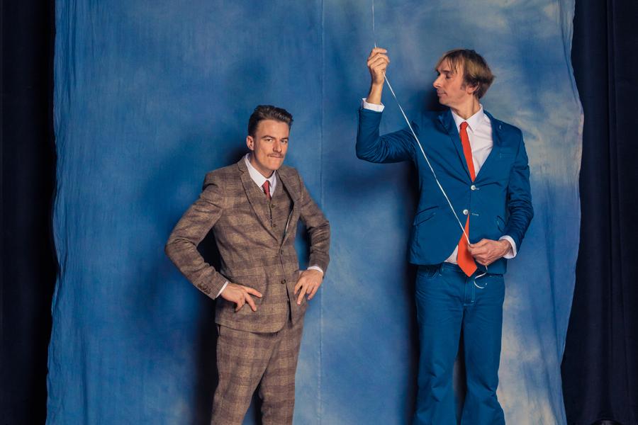 <span>Comedy, Komisches Theater</span>ARTHUR SENKRECHT
