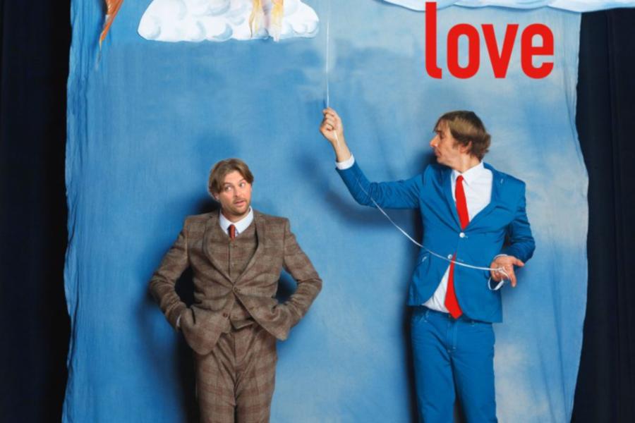 <span>Comedy, Komisches Theater</span>ARTHUR SENKRECHT | SVEN HUSSOCK